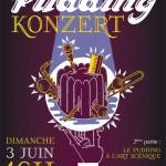 Concert du 03 juin 2012 - PUDDING KONZERT