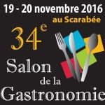 34e Salon de la Gastronomie