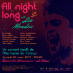 ALL NIGHT LONG with Leo Mendes